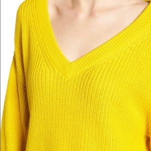 Sweaters - NWT BP slouchy sleeved sweater SzLarge